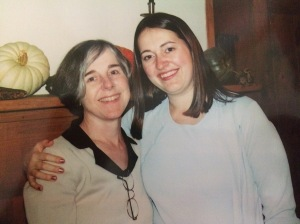 tracy and mom