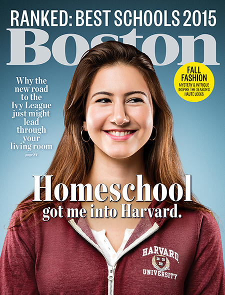 September Boston Magazine
