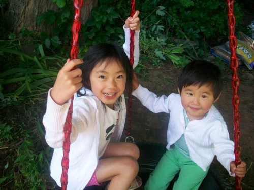 k and l on swing